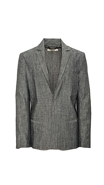 Raleigh Denim Unconstructed Blazer