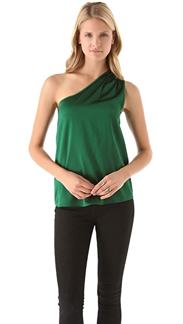 Ramy Brook Amy One Shoulder Top