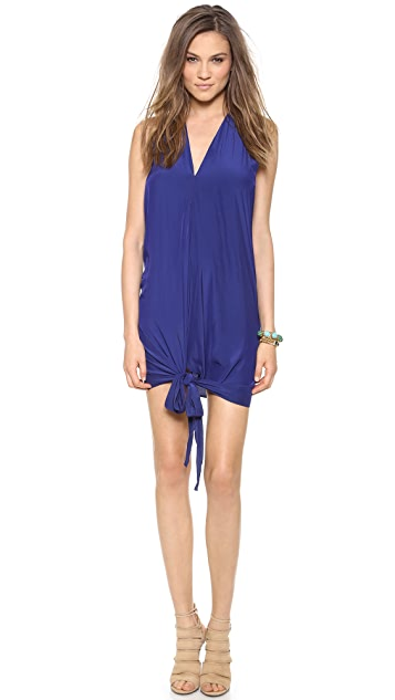 Ramy Brook Jamie Sleeveless Convertible Dress