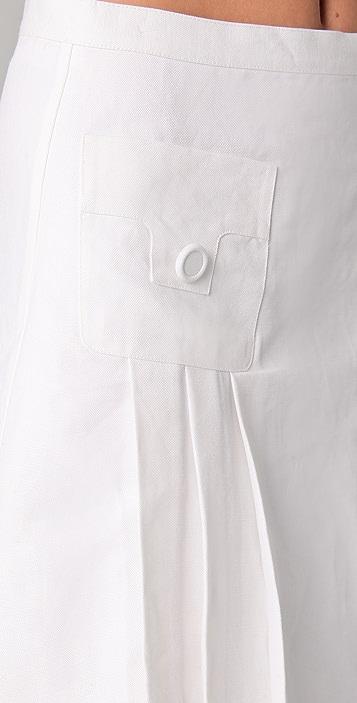 Raoul Mini Mod Skirt