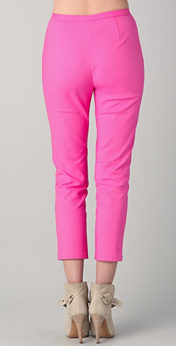 Raoul High Waisted Tapered Pants