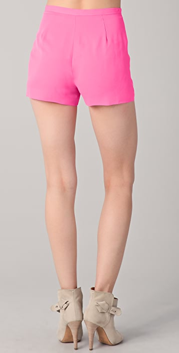 Raoul Silk Shorts