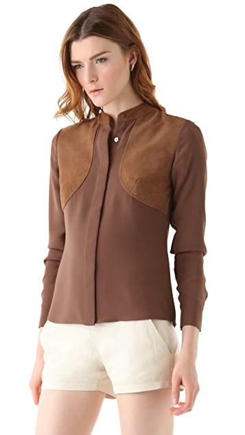 Raoul Jockey Blouse