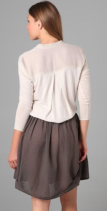 Raquel Allegra Long Sleeve Shirt