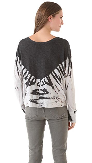 Raquel Allegra Long Sleeve Pullover