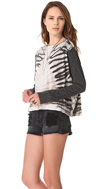 Raquel Allegra Long Sleeve Top