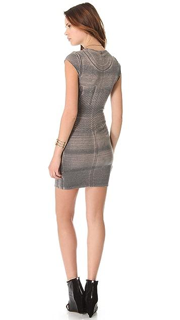 Raquel Allegra Fitted Dress