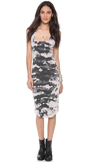 Raquel Allegra Rib Tank Dress