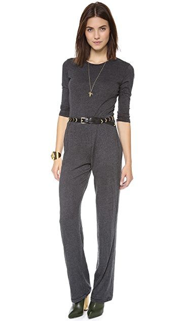 Raquel Allegra Wide Leg Jumpsuit
