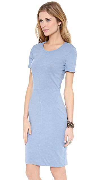 Raquel Allegra T Shirt Dress