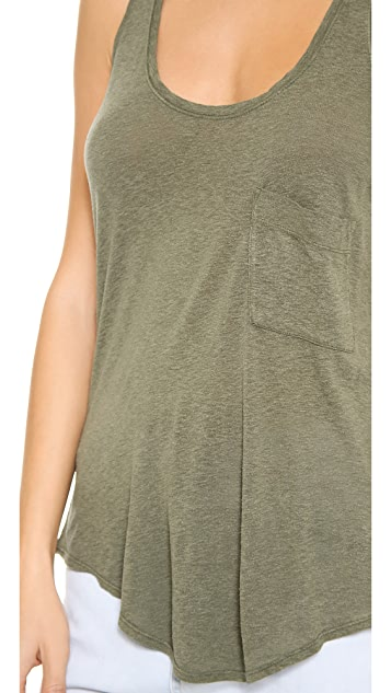 Raquel Allegra Pocket Tank