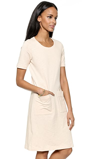 Raquel Allegra Dress with Pocket Detail