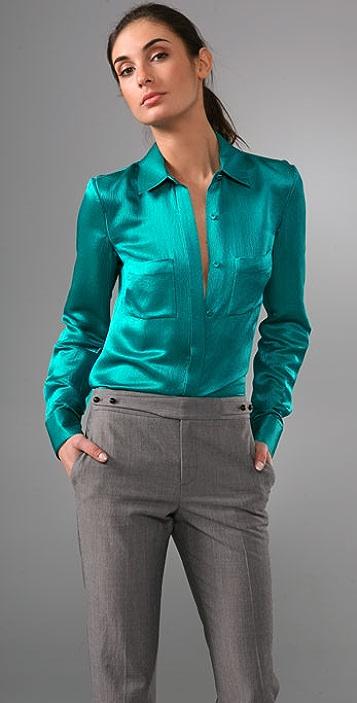 Rachel Roy DB Tailored Shirt