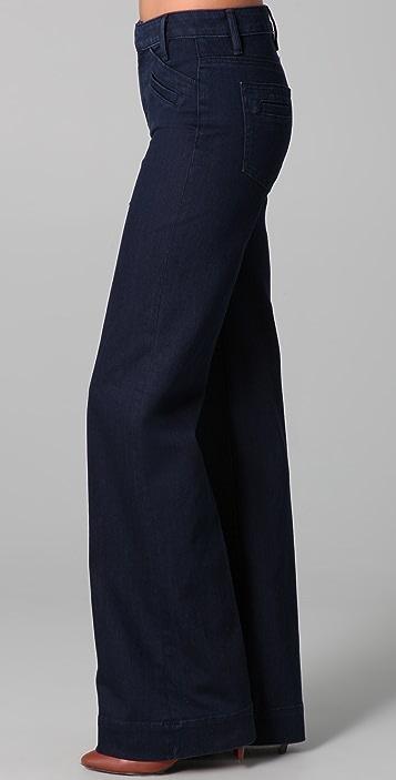 Raven Denim Libby High Waist Wide Leg Jeans
