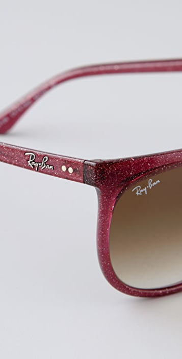61ee3e63bb41f ... Ray-Ban Glitter Cats 1000 Sunglasses ...