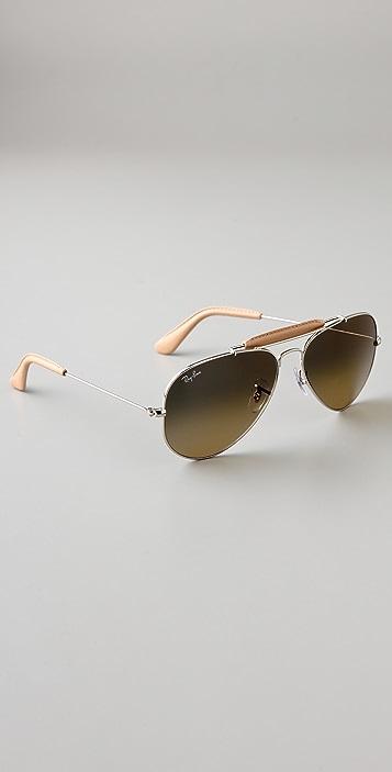 5f37ed775c Ray-Ban Craft Outdoorsman Sunglasses