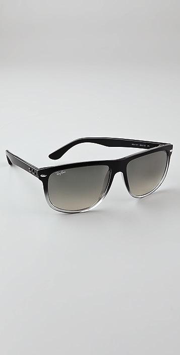 fc2605fb93 Ray-Ban Gradient Boyfriend Sunglasses