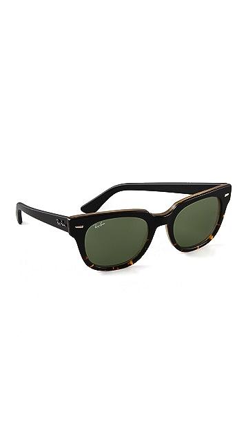 fb347a129 Ray-Ban Meteor Sunglasses   SHOPBOP