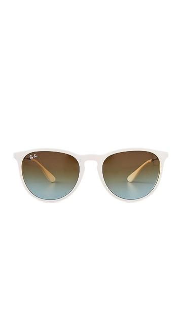 Ray-Ban Youngster Erika Wayfarer Sunglasses