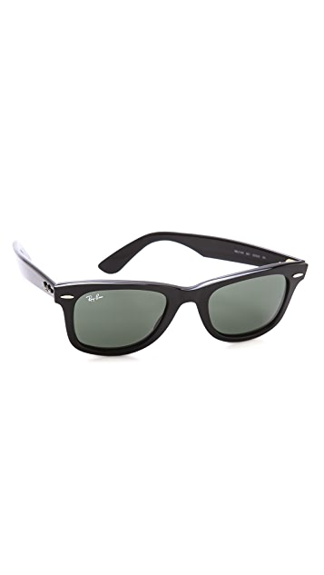 88e5f8b09e03 Ray-Ban RB2140 Original Wayfarer Sunglasses ...