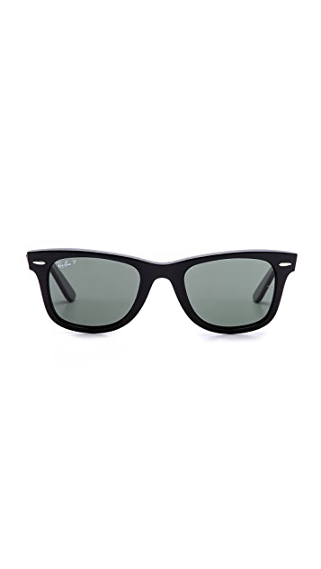 Ray-Ban RB2140 Original Wayfarer Polarized Sunglasses