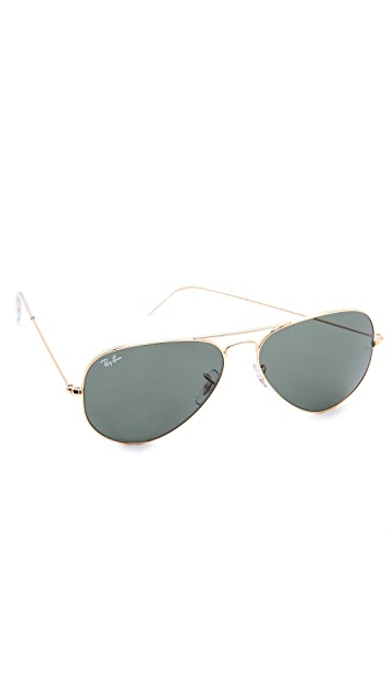 2322b5a94 Ray-Ban RB3025 Original Aviator Sunglasses