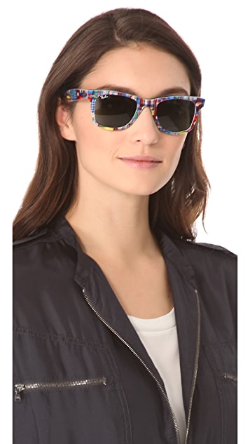 Ray-Ban Special Edition Wayfarer Sunglasses