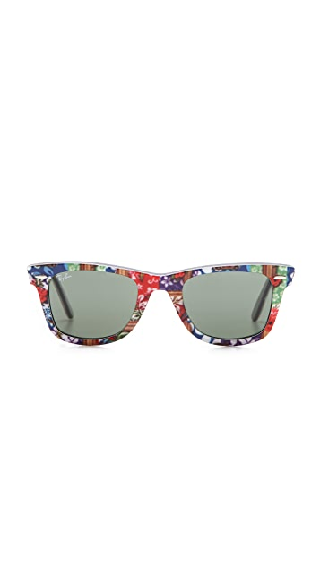 Ray-Ban Special Edition Surfs Up Wayfarer Sunglasses