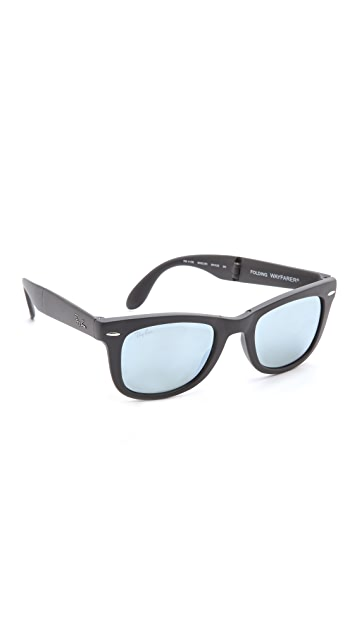 Ray-Ban Folding Wayfarer Sunglasses