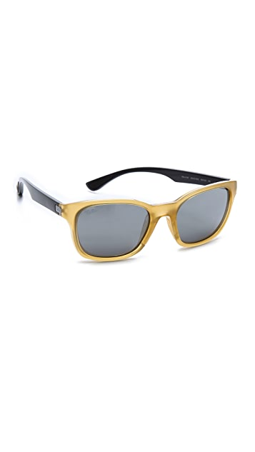 Ray-Ban Oversized Square Sunglasses