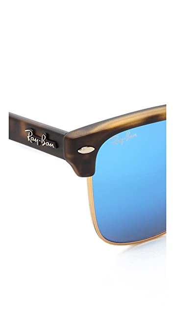 Ray-Ban Mirrored Highstreet Sunglasses