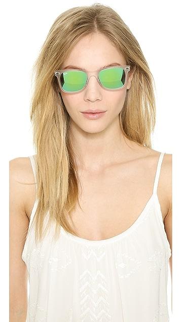 Ray-Ban Tech Light Sunglasses