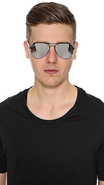 Ray-Ban Lightweight Aviator Sunglasses