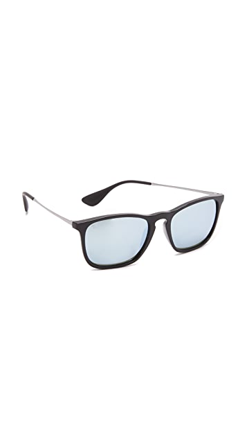 2525b49d974 Ray-Ban. Chris Sunglasses