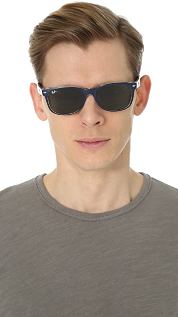 ray ban wayfarer sunglasses fit
