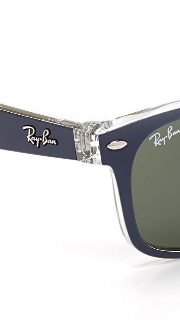 Ray-Ban Full Fit New Wayfarer Sunglasses