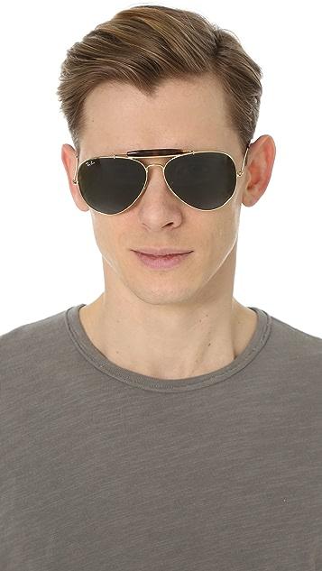 Ray-Ban Outdoorsman II Sunglasses