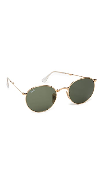 e97d14d254 Ray-Ban RB3532 Icons Round Sunglasses