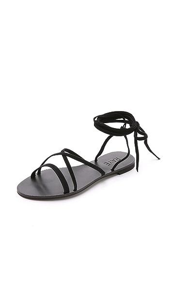 Raye Sadie Suede Gladiator Sandals