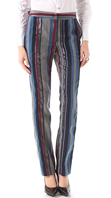 Richard Chai Love Side Tab Trousers