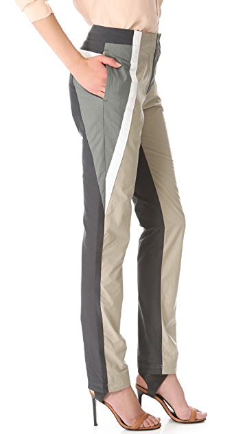 Richard Chai Love Combo Windbreaker Trousers