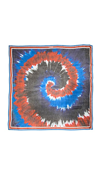 Rodarte Tie Dye Scarf
