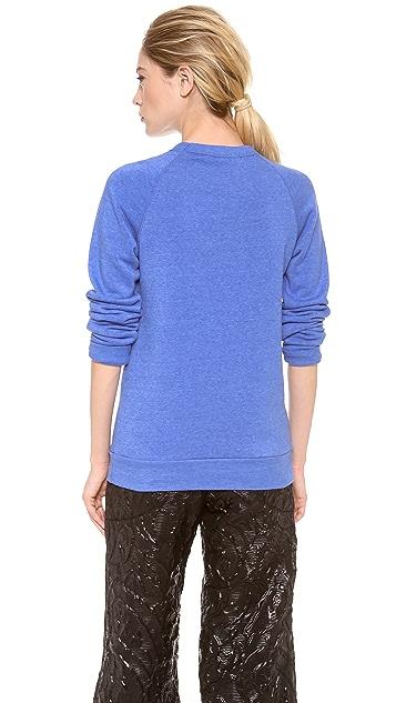 Rodarte Barbed Wire Radarte Sweatshirt