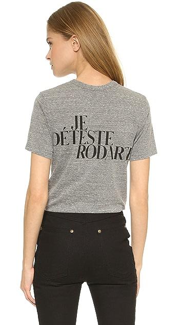 Rodarte Love / Hate Rodarte T-Shirt
