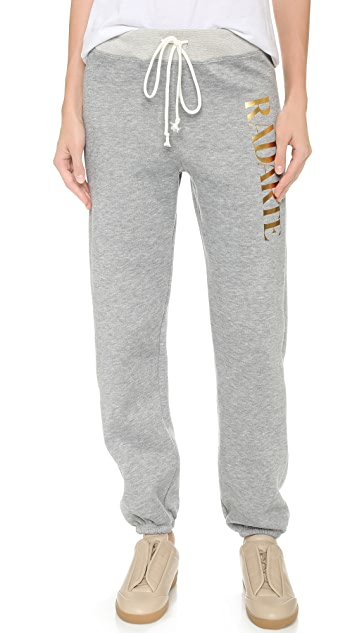 Rodarte Radarte Fleece Sweatpants