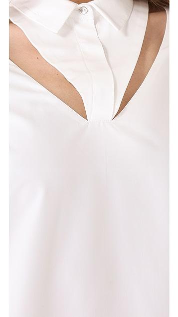 RDM by Rue du Mail Poplin Tunic Dress