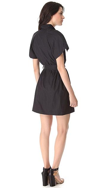 RDM by Rue du Mail Poplin Trench Dress