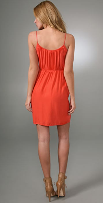 Rebecca Taylor Pin Dot Runway Dress