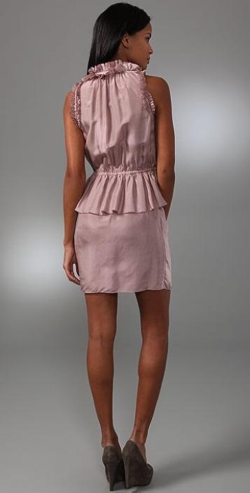 Rebecca Taylor All Ruffled Dress