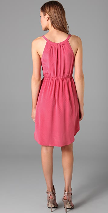 Rebecca Taylor Punched Cami Dress